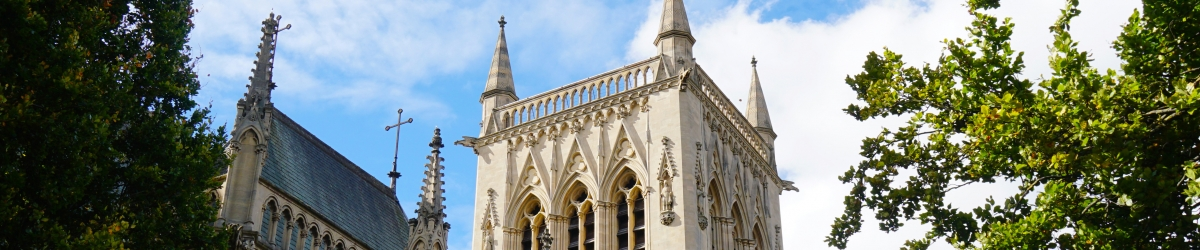 St John's College Chapel