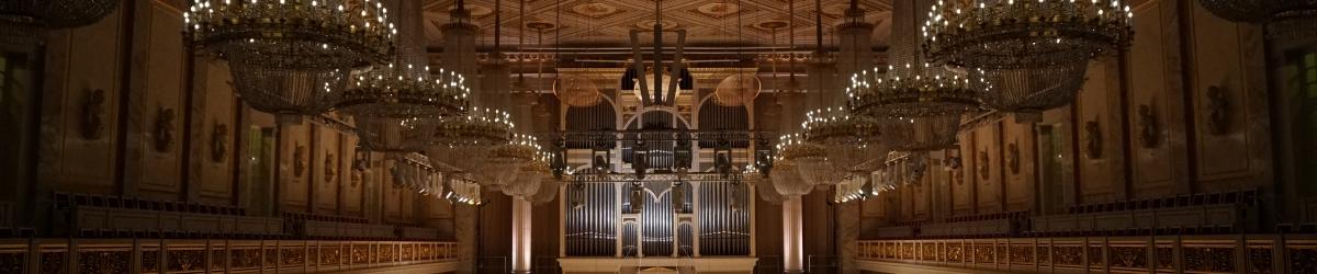 The Choir at the Konzerthaus Berlin