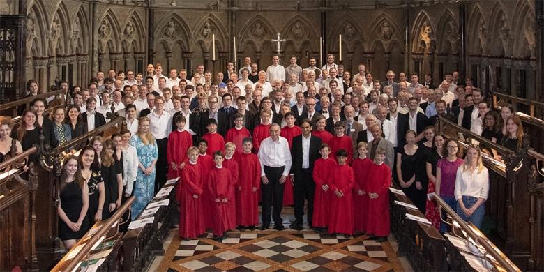Choir Reunion Evensong 2019