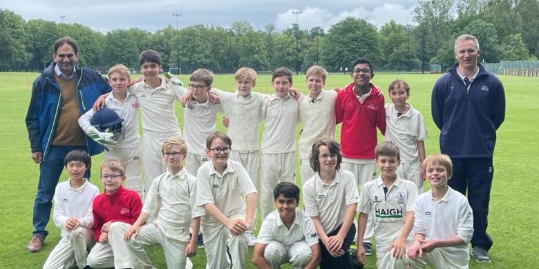 Chorister Cricket Match