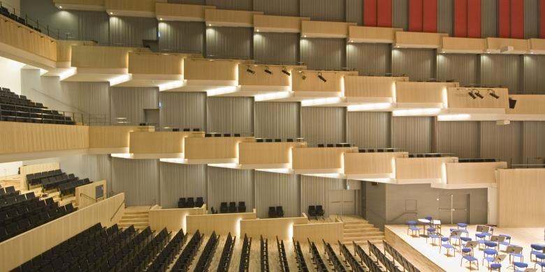 Aarhus Symfonisk Sal (Julian Weyer)