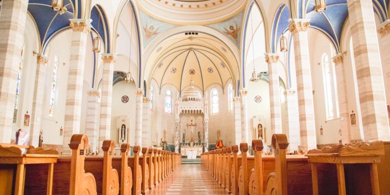 Basilica of St Adalbert, Grand Rapids