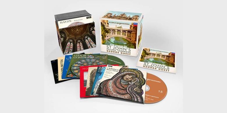 George Guest Decca Box Set