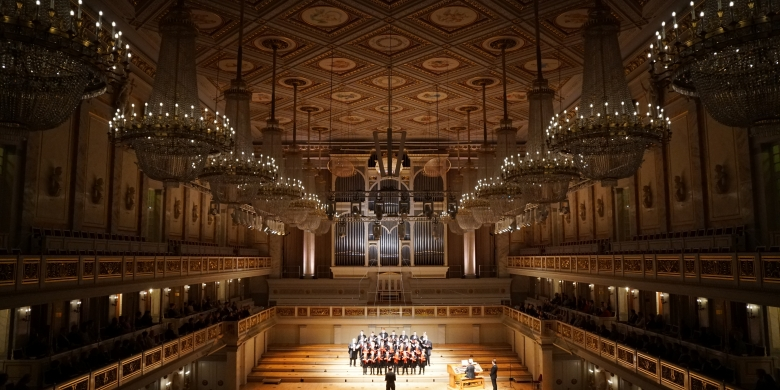 The Choir at the Konzerthaus Berlin