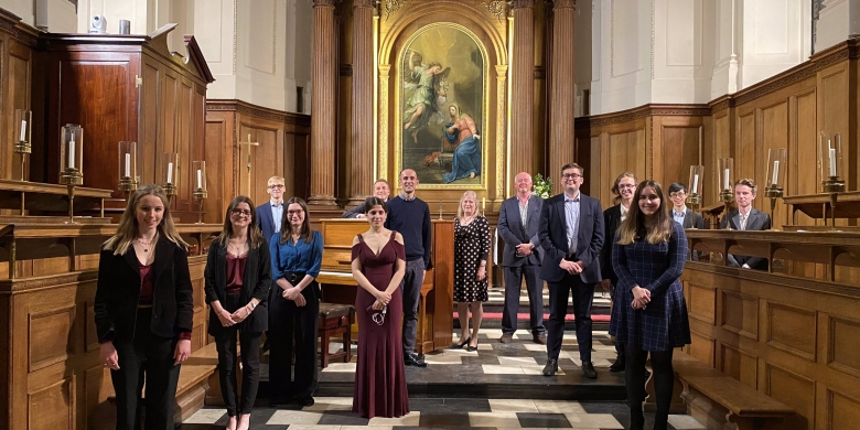 Clare College Song Competition