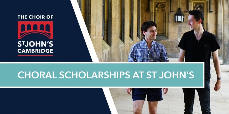 Choral Scholarships at St John's