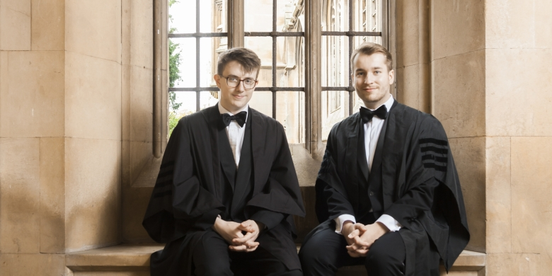 Current Organ Scholars