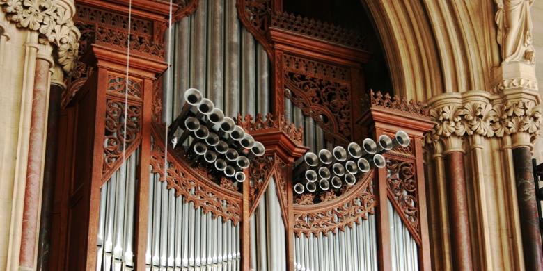 The St John's College Organ