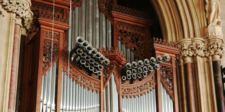 The St John's Mander Organ