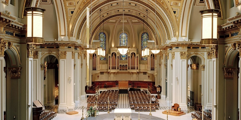 St James' Cathedral, Seattle