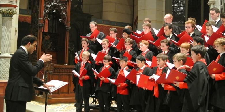 Concert at the Schlosskirche, Wittenberg