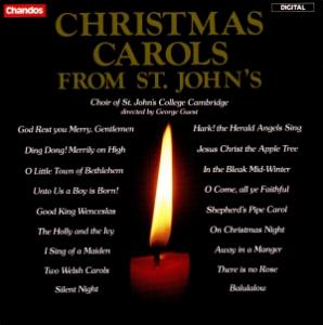Christmas Carols from St. John's