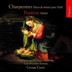 Music by Charpentier and Poulenc
