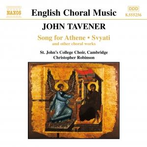 English Choral Music: Tavener