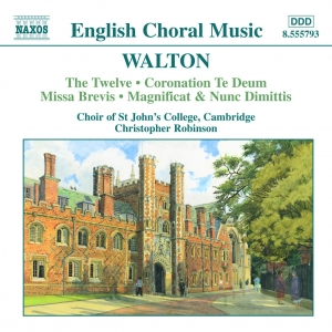 English Choral Music: Walton