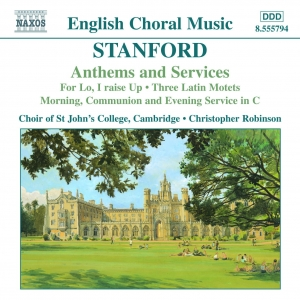 English Choral Music: Stanford