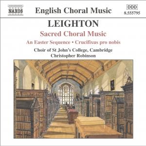 English Choral Music: Leighton