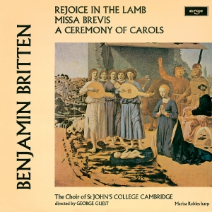Music by Benjamin Britten