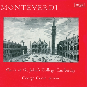 Music by Monteverdi