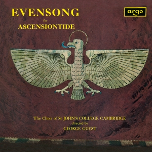 Evensong on Ascension Day