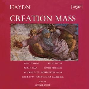 Creation Mass