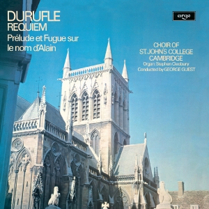 Music by Maurice Duruflé