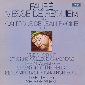 Music by Gabriel Fauré