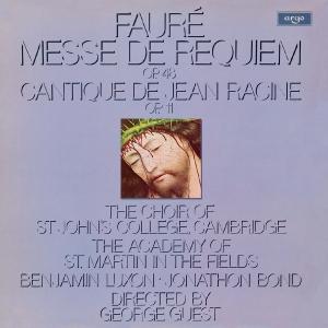 Music by Gabriel Fauré