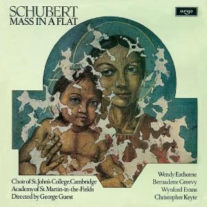 Mass in A Flat (Schubert)