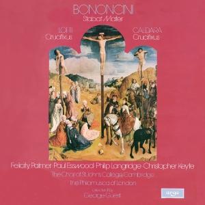 Music by Bononcini, Caldara and Lotti