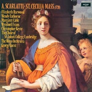 Saint Cecilia Mass (A. Scarlatti)