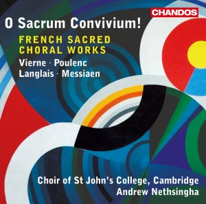 French sacred choral works