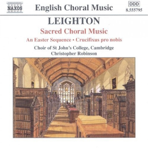 English Choral Music: Leighton