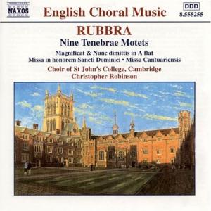 English Choral Music: Rubbra