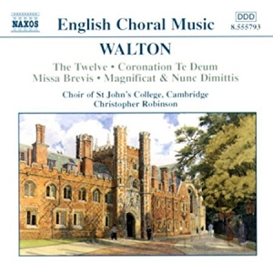 English Choral Music: Walton