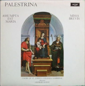 Music by Palestrina II