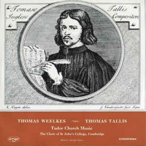 Music by Tallis and Weelkes