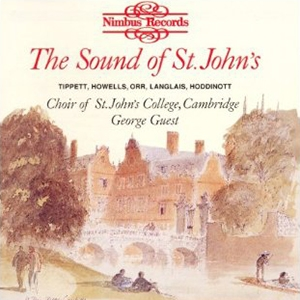 The sound of St John's