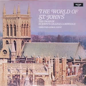 The World of St John's