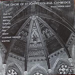 Twentieth Century Cathedral Music