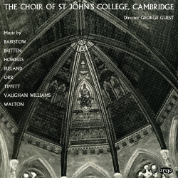 Twentieth Century Cathedral Music