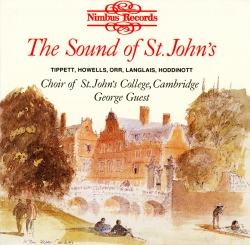 The Sound of St. John's