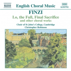 English Choral Music: Finzi