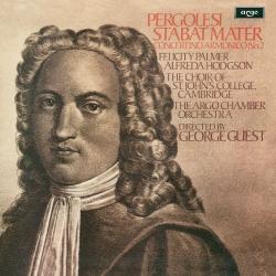 Music by Pergolesi