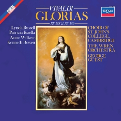 Two Glorias (Vivaldi)