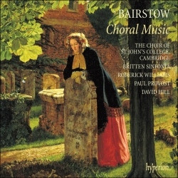 Bairstow: Choral Music