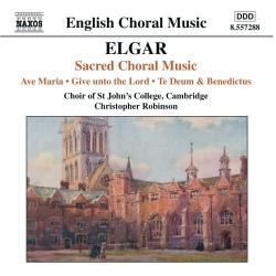 English Choral Music: Elgar