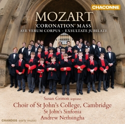 Mozart: Coronation Mass