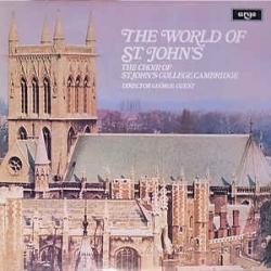 The World of St John's