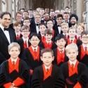 The Choir of St John's College, Cambridge 2017